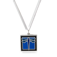 Motawi Dragonfly Pendant Necklace