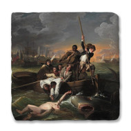 Copley's Watson and the Shark Coaster
