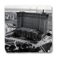 Michigan Central Depot Coaster