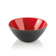 My Fusion Medium Bowl Black/Red