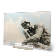 Rodin The Thinker Acrylic Print #4