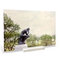 Rodin The Thinker Acrylic Print #17