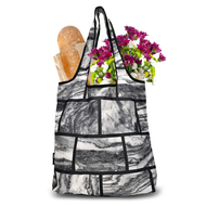 DIA Marble Tote with Pouch