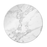 Marble Look Melamine Serving Tray