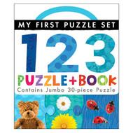 123 Puzzle + Book Set