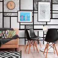 DIA Marble Modernism Wallpaper Mural