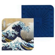 The Great Wave Trivet