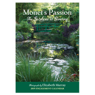 Monet's Passion 2019 Engagement Calendar
