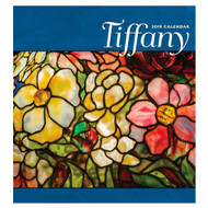 Tiffany 2019 Wall Calendar
