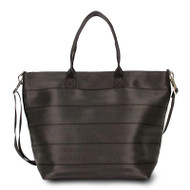 Harveys Seatbelt Bag Medium Streamline Tote in Black
