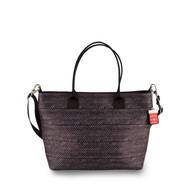 Harveys Seatbelt Bags Mini Streamline Tote Herringbone