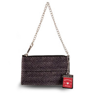 Harveys Seatbelt Bags Coin Purse Herringbone