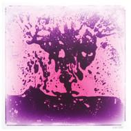 Liquid Floor Tile Purple