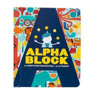 Alphablock Board Book