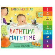 Bathtime Mathtime Board Book
