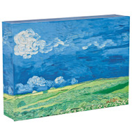 Van Gogh Fliptop Notecard Box