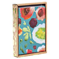 Blooms Luxe Foil Notecard Box
