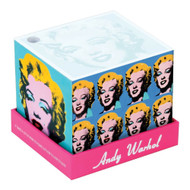 Warhol Marilyn Memo Block