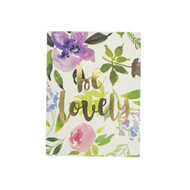 Flower Love Pocket Notepad
