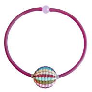 Murano Glass Rainbow Venezia Necklace