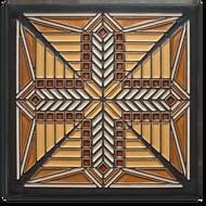 Motawi Tileworks Frank Lloyd Wright Prairie Star Tile