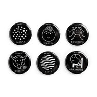 Herstory of Art Button Set