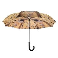 Klimt, The Kiss Reverse Umbrella