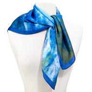 Monet, Water Lilies Square Scarf