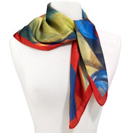 Franz Marc, Stables Square Scarf