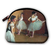 Degas, Ballerinas Cosmetic Bag
