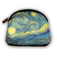 Van Gogh, Starry Night Cosmetic Bag