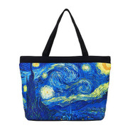 Van Gogh, Starry Night Tote Bag