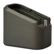TTI GLOCK 9/40 Full Size Base Pad Mag Extension (+5/6, Titanium Grey)