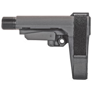 SB Tactical SBA3 Pistol Brace (GRAY)
