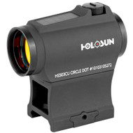 HOLOSUN 503CU MRS Solar Red Dot Optic