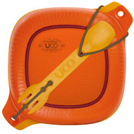 UCO 4-Piece Mess Kit (Retro Sunrise)