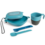 UCO 6-Piece Mess Kit (Classic Blue)