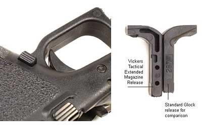 VICKERS TACTICAL GLOCK MAGAZINE CATCH (GEN 3)