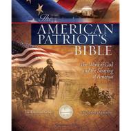 The KJV American Patriot's Bible (Hard Cover)