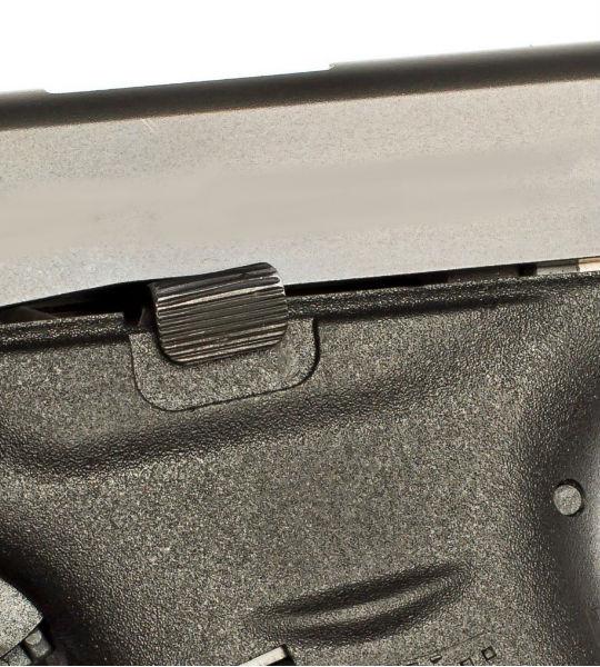VICKERS TACTICAL GLOCK SLIDE STOP (Glock 42 & 43)