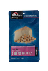Mountain House New York Style Cheese Cake Bites Pouch