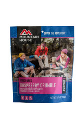 Mountain House Raspberry Crumble Pouch