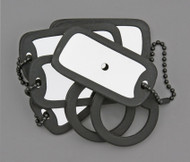 TOPS Signal Mirror (Dogtag)