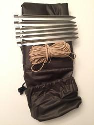 Etowah Outfitters SilNy M.U.S.T. Tarp Shelter Kit
