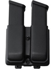 BLADE-TECH CLASSIC AMBIDEXTROUS DOUBLE MAG POUCH (GLOCK, 9/40)