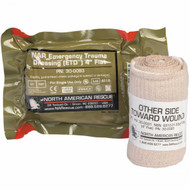 NAR FLAT EMERGENCY TRAUMA DRESSING (ETD)