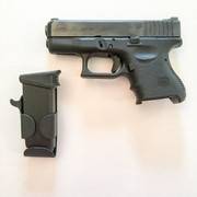 Glock 26 shown (not included)