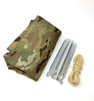 Etowah Outfitters Multicam M.U.S.T. Tarp Shelter Kit