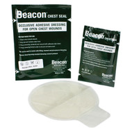 "Beacon Kit-Sized Chest Seal (6"", Non-Vented)"