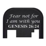Bastion GENESIS 26:24 GLOCK Slide Plate (Gen 1-4)